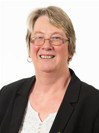 Profile image for Councillor Christine Willoughby
